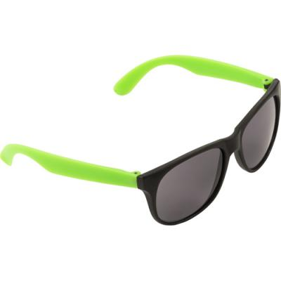 Image of PP sunglasses with coloured legs